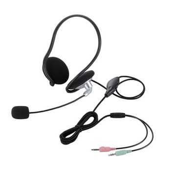 HEADPHONE Elecom HS-NB05SV(bạc)