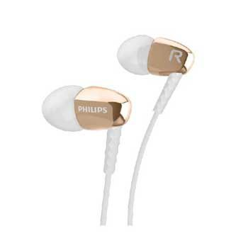 HEADPHONE PHILIPS SHE3905GD (Vàng đồng)