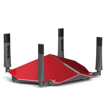 D-LINK DIR-885L(Duo Media Router) Wireless AC3150