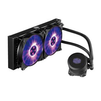 Fan Cooler Master MASTERLIQUID ML240L RGB