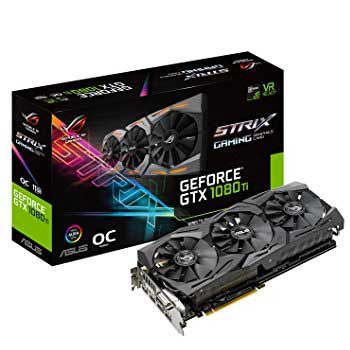 11GB ROG-STRIX-GTX1080TI-O11G-GAMING