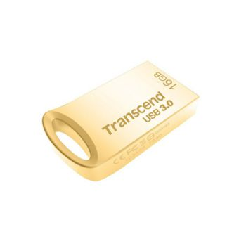 16GB TRANSCEND JF710 USB 3.0 Gold