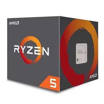 AMD Ryzen R5 1600