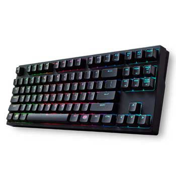 COOLER MASTERKEYS PRO S (Game) INTELLIGENT WHITE LEDS