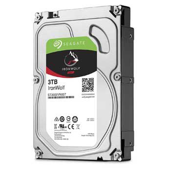 3Tb SEAGATE Ironwolf SERVER(NAS)