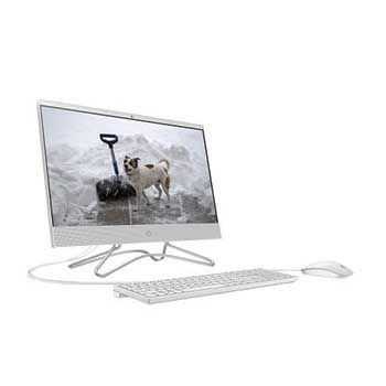 HP All in One 22-c0120d (5QC38AA) (Trắng)