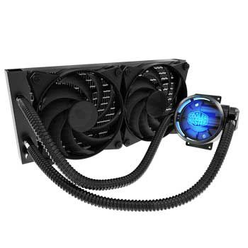Fan Cooler Master LIQUID 240