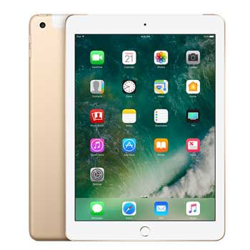 "IPAD 2017 - 128GB - WIFI 4G (9.7"") (MPG52TH/A)(Gold)"