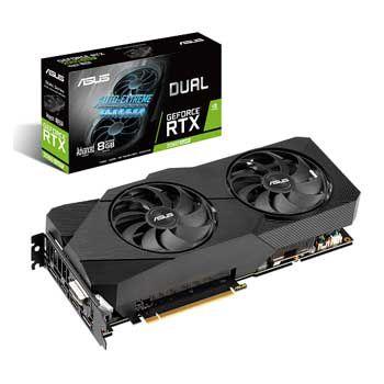 8GB ASUS DUAL-RTX2060S-A8G-EVO