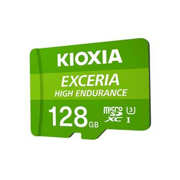 MICRO- SDXC 128GB Kioxia Exceria H/E UHS-I C10-LMHE1G128GG2