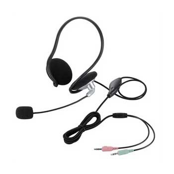 HEADPHONE Elecom HS-NB05SV (Bạc)