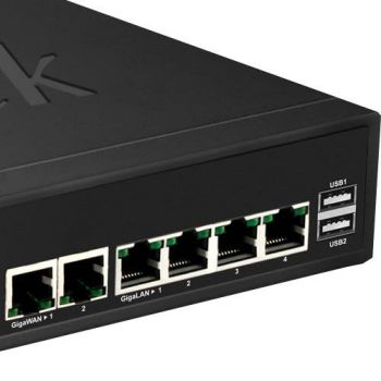 DRAYTEK V2960 (Gộp 2 line ADSL)