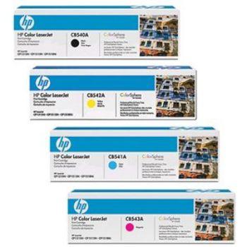 HP CB541A / CB542A/ CB543A