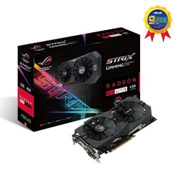 4GB ASUS ROG STRIX RX470-O4G-Gaming